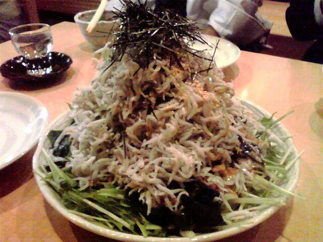 梅島・魚料理「根魚静」ねざかなしづか