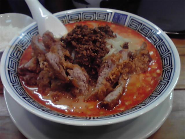 赤坂・坦々麺「希須林赤坂」きすりん
