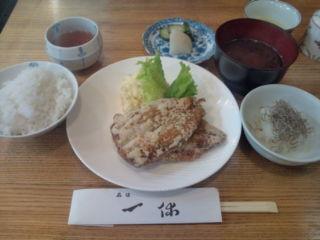 赤坂・小料理「一休」