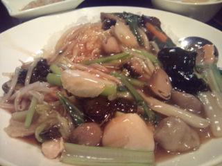 赤坂・中国料理「過門香』