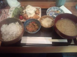 赤坂・宮崎料理「でんでんでん」
