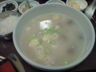 赤坂・韓国料理「一龍」