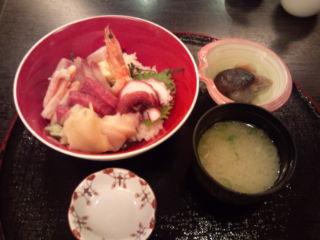 赤坂・海鮮料理「おとわ」